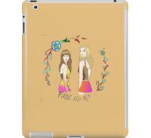 FIRST AID KIT  iPad Case/Skin