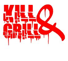 Kill & Grill Barbecue by Style-O-Mat
