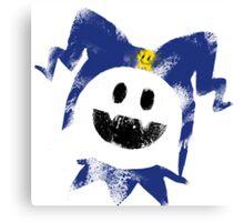 Frosty Splat! Canvas Print