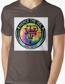 Pierce The Veil T-Shirt Mens V-Neck T-Shirt