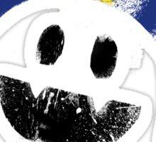 Frosty Splat! Sticker
