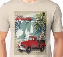 beach baby Unisex T-Shirt
