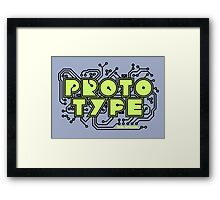 Prototype - I am Special (2c) Framed Print