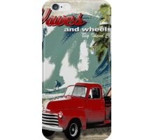 beach baby iPhone Case/Skin