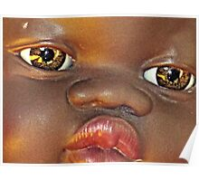 black baby doll Poster