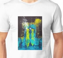 Buildings - Moon Unisex T-Shirt