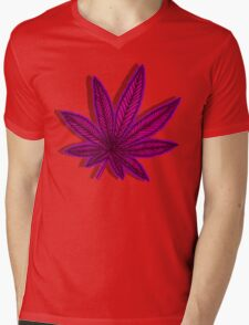 Sweet Leaf 2 Mens V-Neck T-Shirt