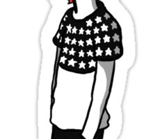 Josh Dun Stressed Out Sticker