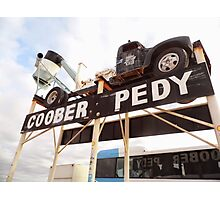 Coober Pedy Photographic Print