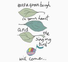 Singing Bird by ChicaDeeDee