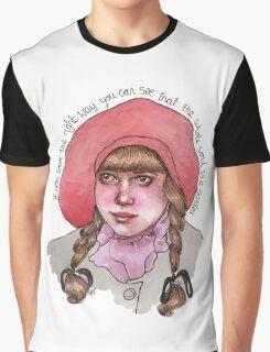 Mary Lennox Graphic T-Shirt