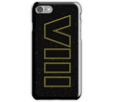 can't wait for Episode VIII iPhone Case/Skin
