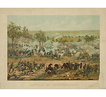 Battle of Gettysburg by Paul Philippoteaux (1898) Photographic Print