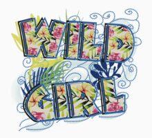 Wild Girl Bleu One Piece - Long Sleeve