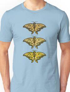 Golden Moth Unisex T-Shirt