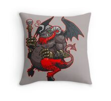 Prince of the Undead Throw Pillow