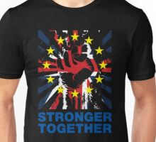Stronger Together, UK Pro Eu T-shirt Unisex T-Shirt