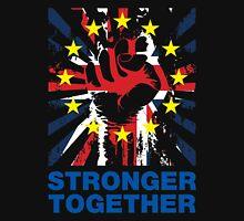 Stronger Together, UK Pro Eu T-shirt Unisex T-Shirt