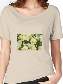 Pansy Women's Relaxed Fit T-Shirt