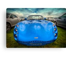 TVR Tuscan Canvas Print
