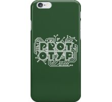 Prototyp - I am Special (white) iPhone Case/Skin
