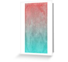Chevron Greeting Card