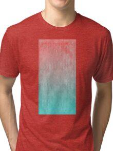 Chevron Tri-blend T-Shirt
