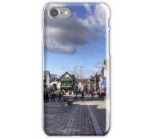 Keswick Main Street iPhone Case/Skin