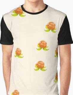 Cloudberry Cream Graphic T-Shirt