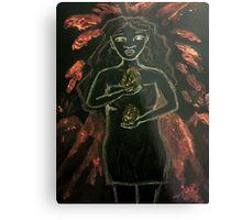 Goddess - Pele Metal Print
