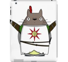 Praise the Totoro iPad Case/Skin