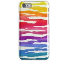 Ripped Rainbow iPhone Case/Skin
