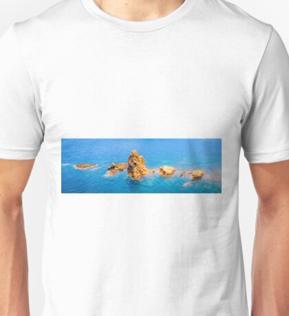 Offshore rocks Unisex T-Shirt