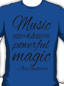Music is Powerful Magic - AG T-Shirt