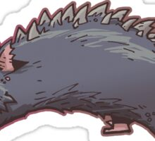Dire Rat Sticker