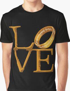 Love is Precious Graphic T-Shirt