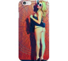 Piper Precious Cheeky Nº73-4936 iPhone Case/Skin