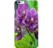 Elegant Orchids iPhone Case/Skin