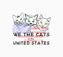 We The Cats Of The United States Unisex T-Shirt