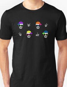 Radical Skeleton Unisex T-Shirt