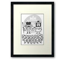 Kingdom of Games Framed Print