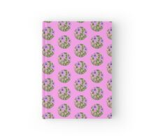 Sunflowers - Pink Hardcover Journal