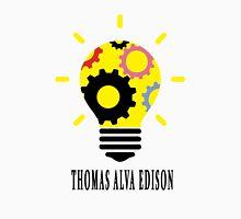 Scientist - Thomas Alva Edison Unisex T-Shirt