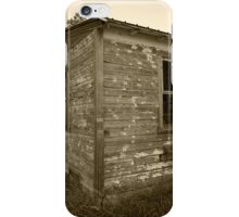 Corner of a Building iPhone Case/Skin
