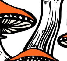 Forest Fungi Sticker