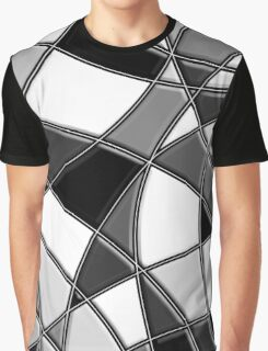 Modern Stylish Abstract Pattern Graphic T-Shirt