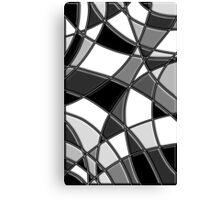 Modern Stylish Abstract Pattern Canvas Print