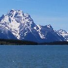 The Grand Tetons by Tori Snow