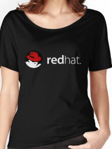 Redhat Linux Enterprise Tees Women's Relaxed Fit T-Shirt