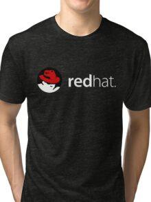 Redhat Linux Enterprise Tees Tri-blend T-Shirt